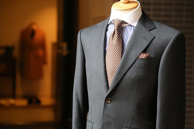 Business? Kolik obleků muž ke své práci potřebuje?