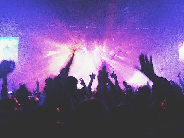 hudební koncert