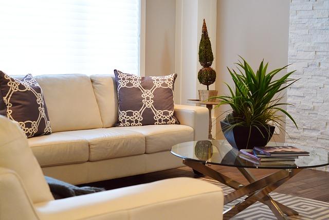 Stylový obývací pokoj i u vás doma